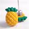 Handmade Pineapple Earrings / pineapple studs