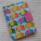 Crayon and Notepad Holder - Colourful Elephants - Gift