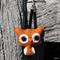 Geeky Owl Keyring