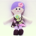 Doll, Cloth Doll for Girls