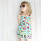 Summer Sunglasses Overalls