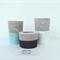 Concrete Trio - Succulent Planter & Tealight Candle Holder set - Urban Decor