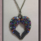 Rainbow - Swarovski Crystal 'Angel Wings' Necklace