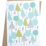 Christmas Card, Oh Christmas Tree