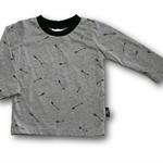 SIZE 00 long sleeve arrows t-shirt