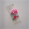 Pair of Pink Flower Hair Clips - Baby, Toddler, Girl