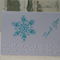 Snowflake Thank You  Gift Cards