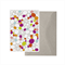 Pattern Card. Blank Card. Non Specific Card. Colourful Card. Recycled Card.
