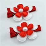 AFL Footy Hair Clips - Sydney