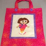 Library Bag - Dora