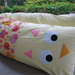The Snillow, huge 250cm long floor cushion cover only.