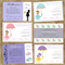 Personalised Baby Shower Invitations Invites for DIY Print