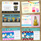 Personalised Children's Birthday Invitations Invites for DIY Print