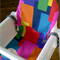 'Lop Topper: Ikea Antilop Highchair Cover
