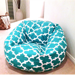BEAN BAG Medium MANY COLOURS TO CHOOSE FROM. Kids to Adults sizes.