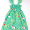 Boo! Flutter sleeves shirred dress in Summer ride Wee wonder size 1,2,3,4,5