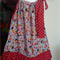 Kokeshi ruffle pillowcase dress Sz 2