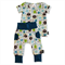 SIZE 000 Baby Oggie Lap Tee and faux pocket pants