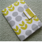 2015 A5 Diary Cover / Notebook Cover - Lotta Jansdotter - Gift - Reusable