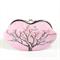 Eyeglasses case clutch purse - Colorful tree - /sunglasses case/woodland