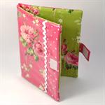 "PVC Notepad/Activity FOLDER ""Barefoot Roses"""