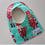 BIB Christmas Nutcracker Generous size Early bird Special. Great gift.