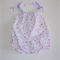 Pink Floral Anglaise Sun Suit - Size 0000 (71)
