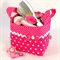 """Pink Polka Dots""