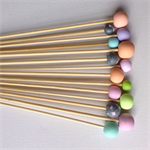 "Polymer Clay ""Popsticles"" candy colours