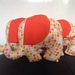 Cuddly Plush Elephant