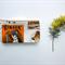 Aussie Zippered Pouch - Square Bottom - Storage Bag- Pencil Case - Makeup Bag