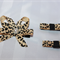 ANIMAL PRINT CLIP SET