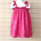 Girls pink lace dress size 1T and 2T , lace dress, pink party dress