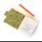 Kawaii Pencil Case // Stationery Zipper Pouch - Sneezing Mushroom Head