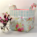 FABRIC BASKET - 15cm