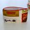 Vintage Label Zippered Pouch - Square Bottom - Storage Bag- Pencil Case - Makeup