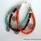 Three Strand Magnesite Aspirational Bracelet – Earth