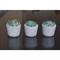 Mini concrete planter set of 3