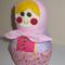 Pink Babushka Doll