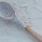 Old Lace Ceramic Jam Spoon