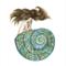 Jade Turbo Shell Mermaid 8x10 Print