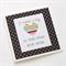 Teacher Card - Teacher Gift 'It takes a big heart' Polka Dots and Striped Heart