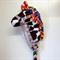 Hobby Horse Toddler Boy Toddler Girl Unisex Stick Horse Chevron Cow Print
