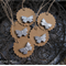 Cold Porcelain Butterfly Gift Tags