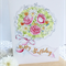 Birthday Card Sweet Bouquet,  Illustrated & Hand Made