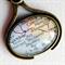 Australia Vintage Map Pendant - Mt Gambier