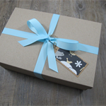 Gift box add on option - Upgrade your gift set wrapping