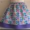 Layered Twirl Skirt size 5&6 years - Free Postage