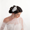 Lace Bridal Hair Comb, Lace Headpiece, Bridal Hair Comb