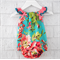 Summer Baby Girl Playsuit - romper